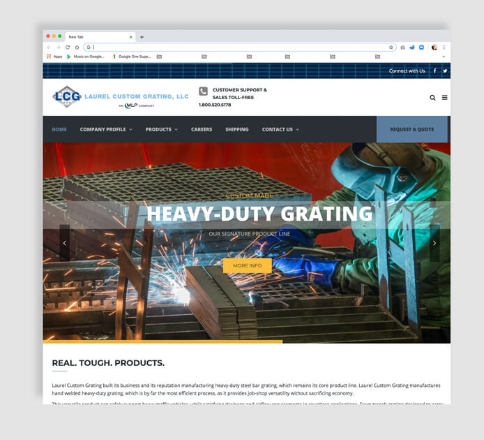 Heavy-Industry Manufacturer