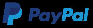 PayPal logo horizontal