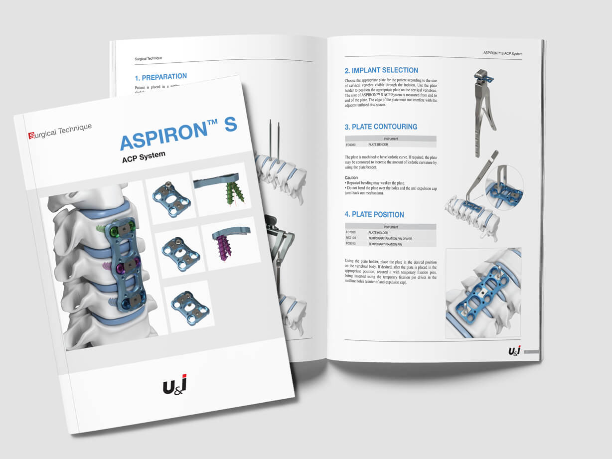 medical instruments products catalog